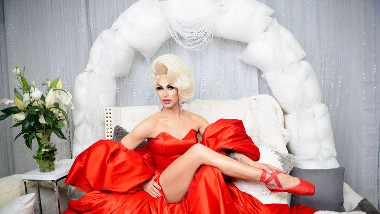RuPaul's Drag Race star Brooke Lynn Hytes