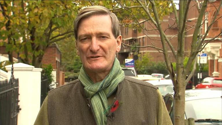 "Dominic Grieve accuses Number 10 of telling ""whopping untruths"" over the delay  to publication of a report into alleged Russian interference"