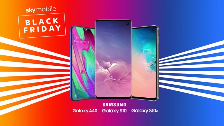 sky mobile samsung offer