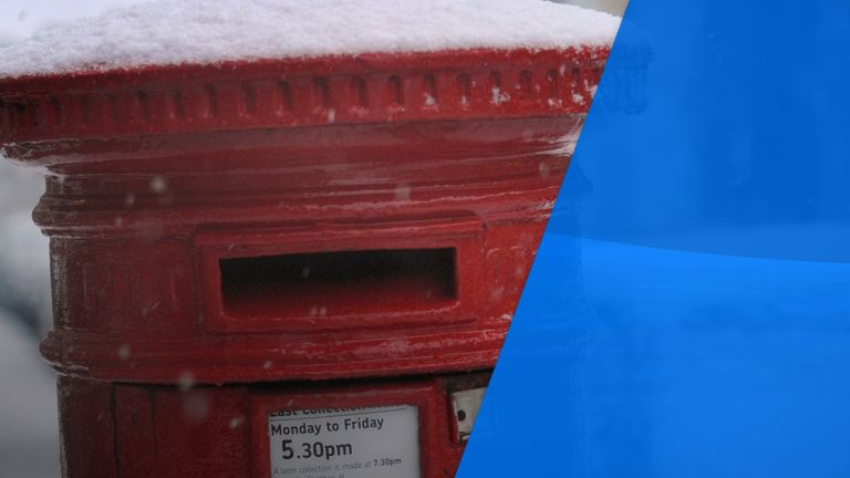 Postal voting could be key in the midst of a cold winter