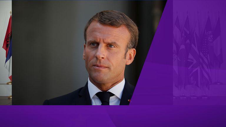 Macron for Sky Views