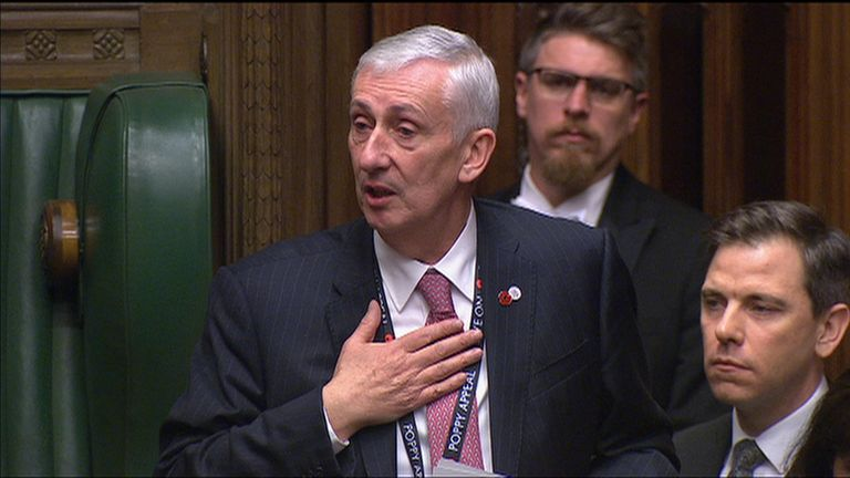 The Chorley MP paid tribute to his daughter, Natalie, who killed herself in 2017