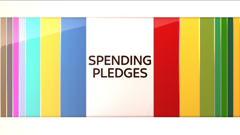 Election spending pledge still