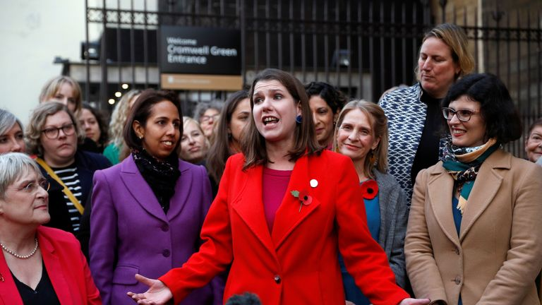 Swinson was responding to a question from Sky News' Tom Rayner asking whether she could boycott future debates over being excluded from the ITV one.