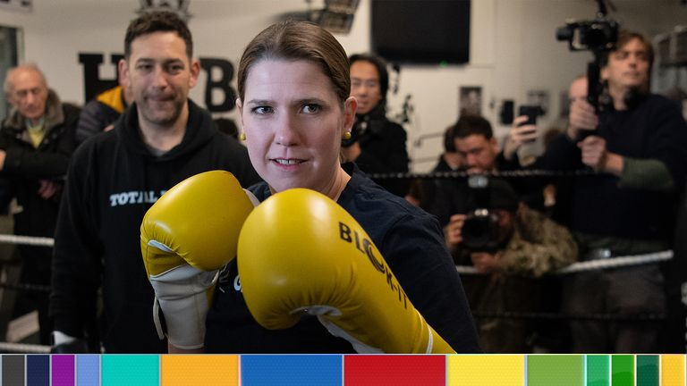 Jo Swinson has refused to stand down candidates in seats without a pact