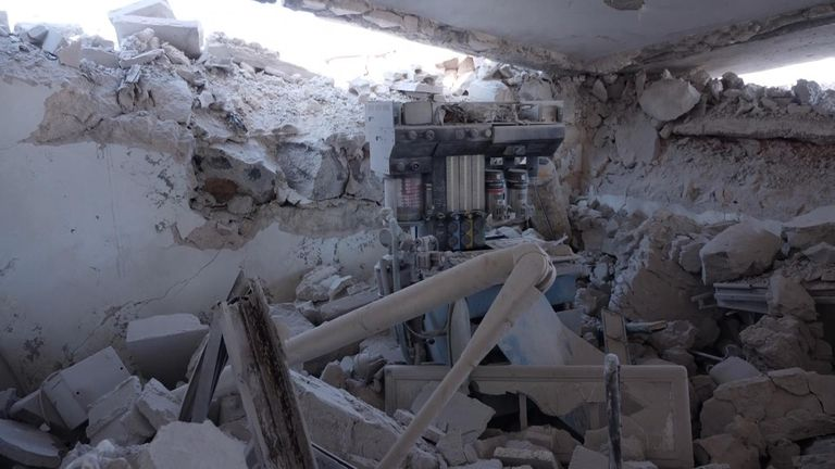 Hospitals in Idlib are repeatedly targeted and attacked