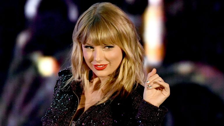 Taylor Swift has said future performances are in doubt so long as she is blocked from singing her old hits