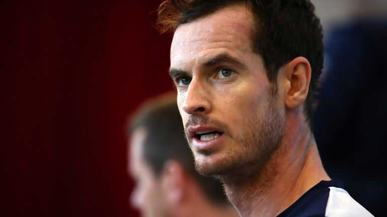 Andy Murray inspired Great Britain to the Davis Cup title in 2015