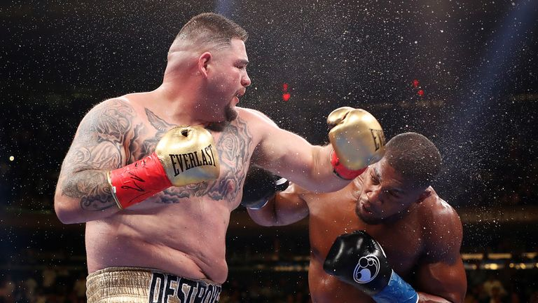 Ruiz Jr Vows to 'Make History again' in Rematch with Joshua