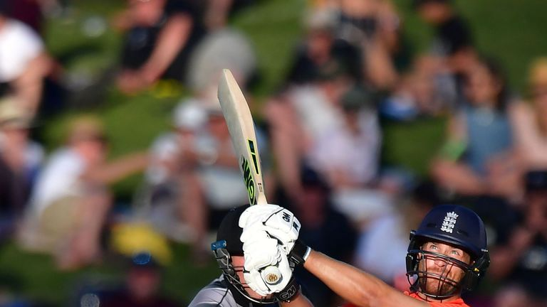 Dawid Malan delighted that his England-record, 48-ball hundred came on the big  stage as his side took the T20I series against New Zealand to a decider.