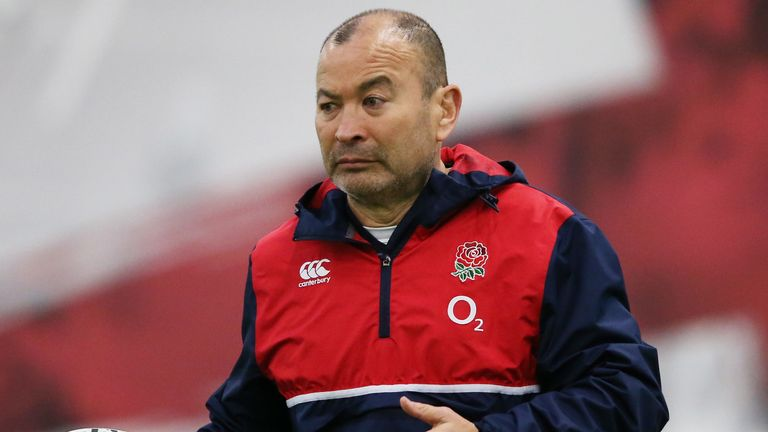 England head coach Eddie Jones has been reflecting on the World Cup final defeat to South Africa
