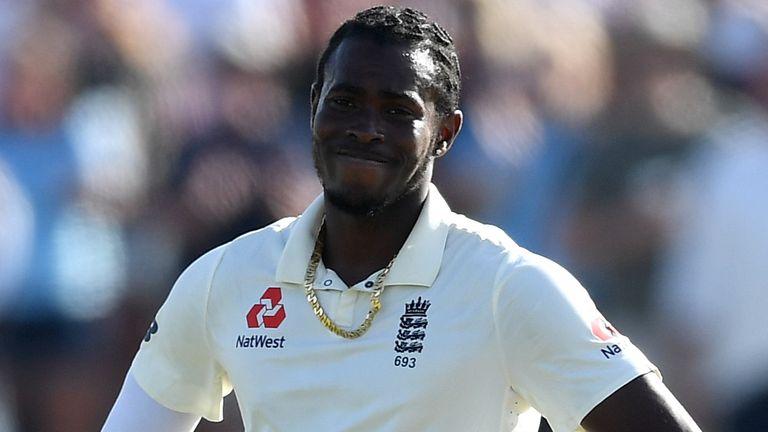 Jofra Archer: abuso racista ve al hombre prohibido por dos años   Noticias de Cricket 2