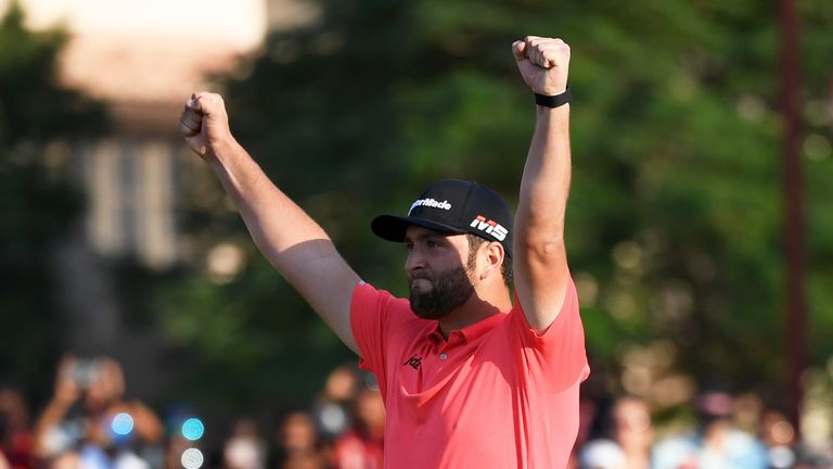 Paul McGinley and Nick Dougherty look back at the best of the action from Jon Rahm's victory at the DP World Tour Championship