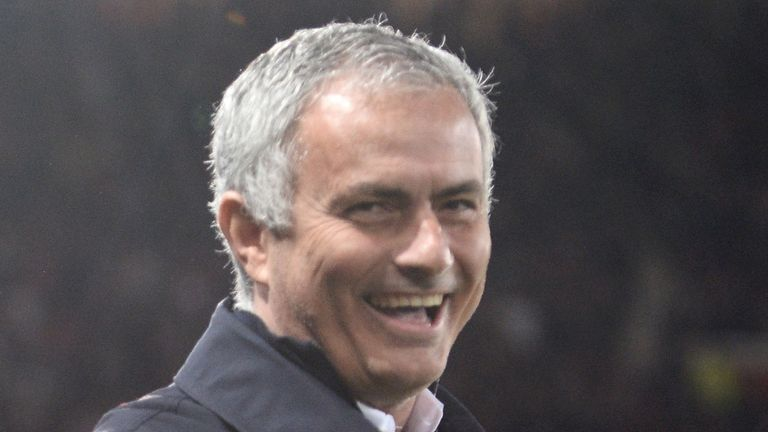 PJs, pillows & duvets... the Jose-isms are back! - Sky Sports