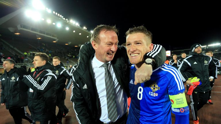O'Neill open to staying on if North make play-offs