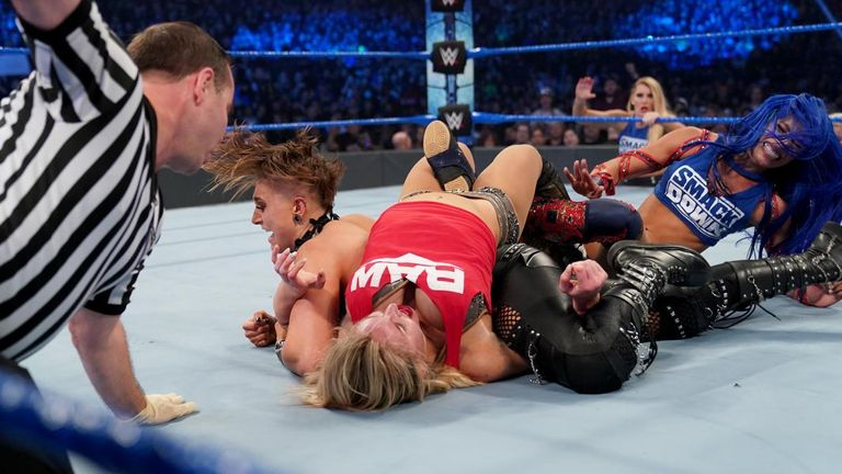 Rhea Ripley's Full NXT Survivor Series Team Revealed