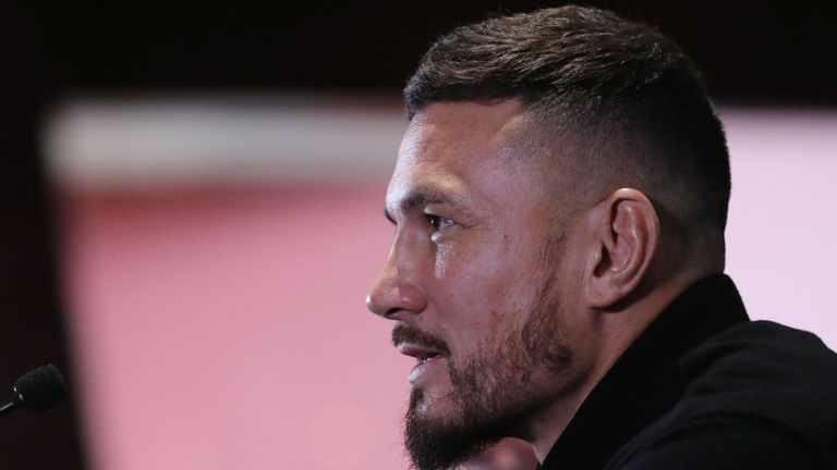 SBW arrives into his new Rugby League club