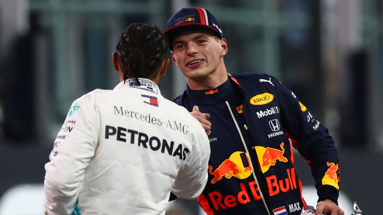 Max Verstappen felt the Mercedes had more pace than the Red Bulls as he finished third in qualifying for the Abu Dhabi Grand Prix