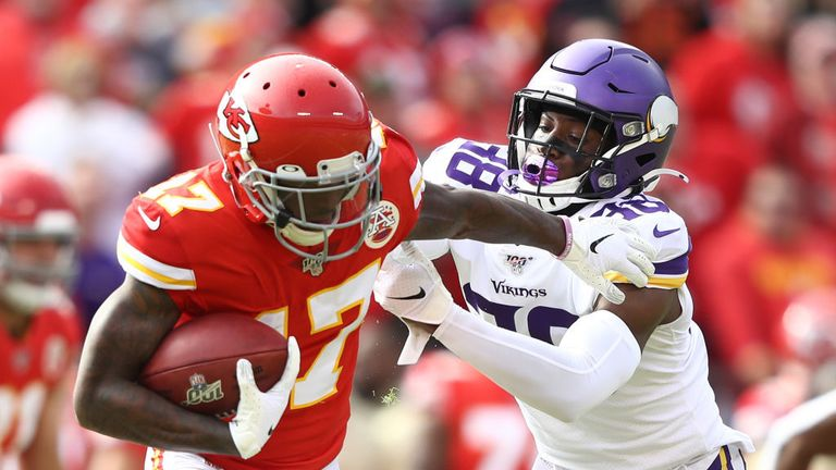Minnesota Vikings 23-26 Jefes de Kansas City: el gol de campo de Harrison Butker lo gana para Chiefs | Noticias de la NFL 2