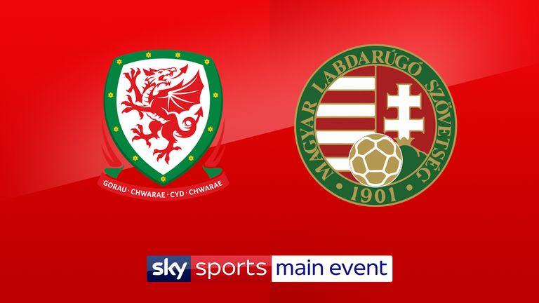 Wales vs Hungary