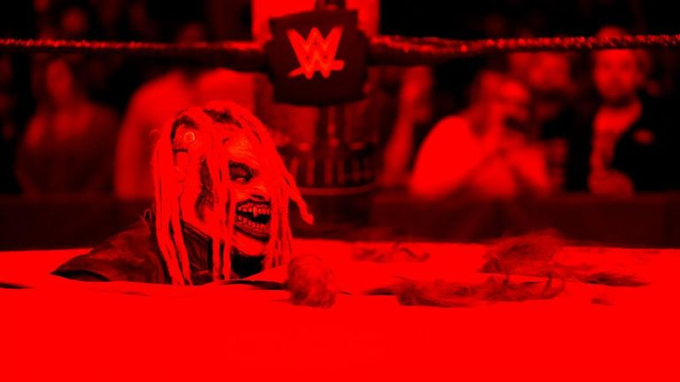 Bray Wyatt Reveals Custom Universal Title Belt on Firefly Fun House