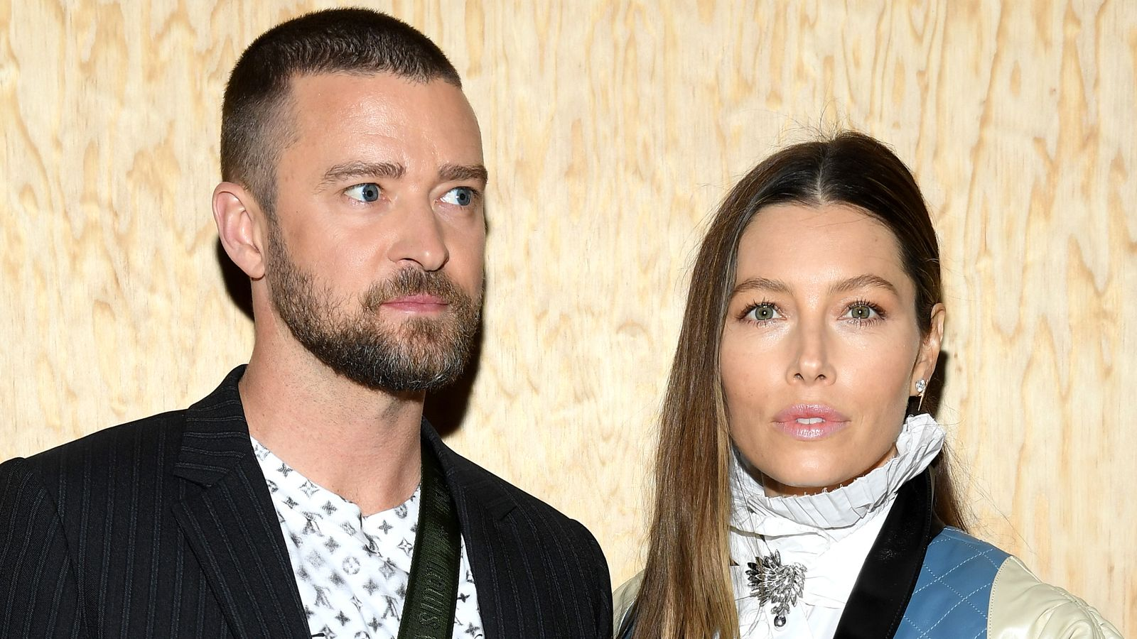 Justin Timberlake apologises to wife Jessica Biel for 'strong lapse in judgement' | Ents & Arts News | Sky News