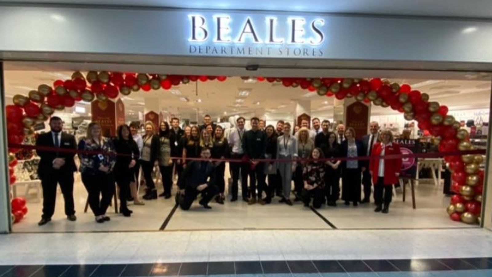 Department store chain Beales reviews financing options - EpicNews