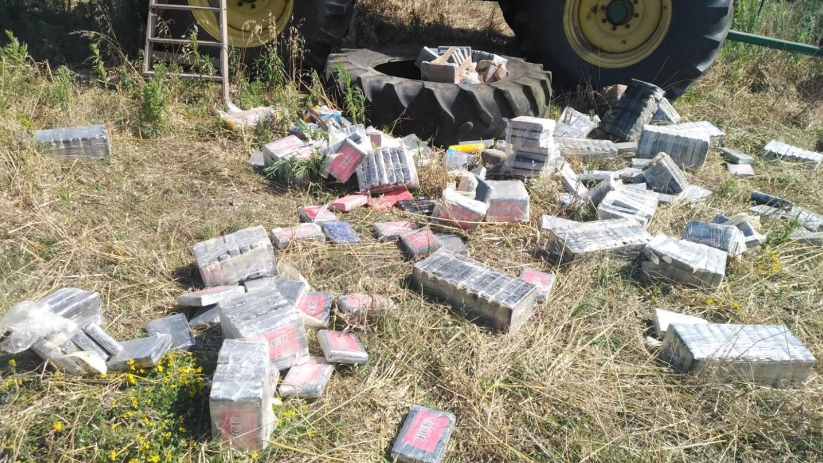 Record haul of cocaine worth $1bn found in Uruguay - EpicNews