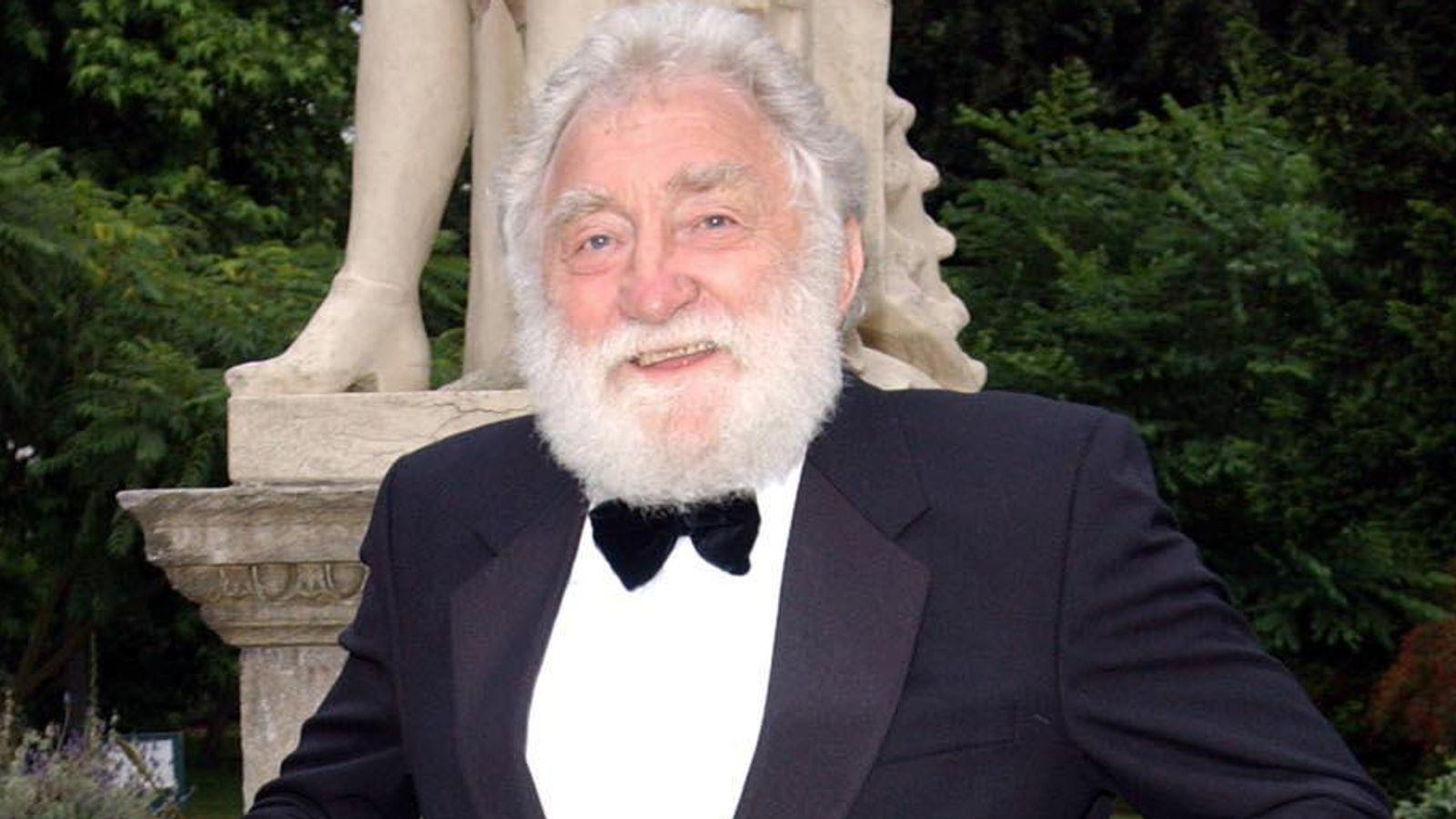 Naturalist and broadcaster David Bellamy dies
