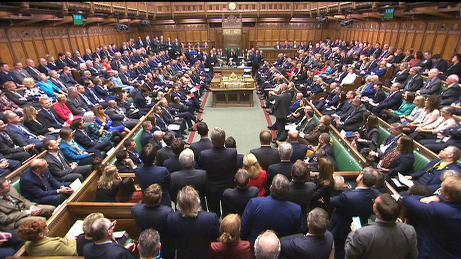 MPs to be paid £82k as they receive 3.1% pay rise