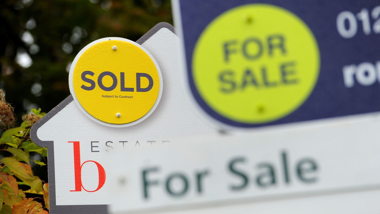 Mortgage payment holiday extended amid 'worst house price slump for 11 years'