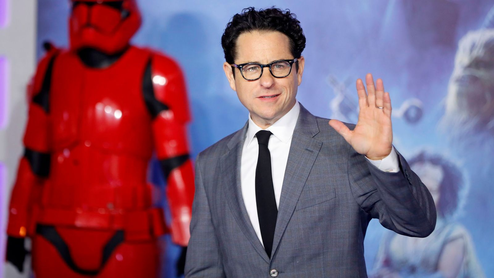 Star Wars Jj Abrams Hopes Fans Will Be Open Minded About The Rise Of Skywalker Uk News Sky News