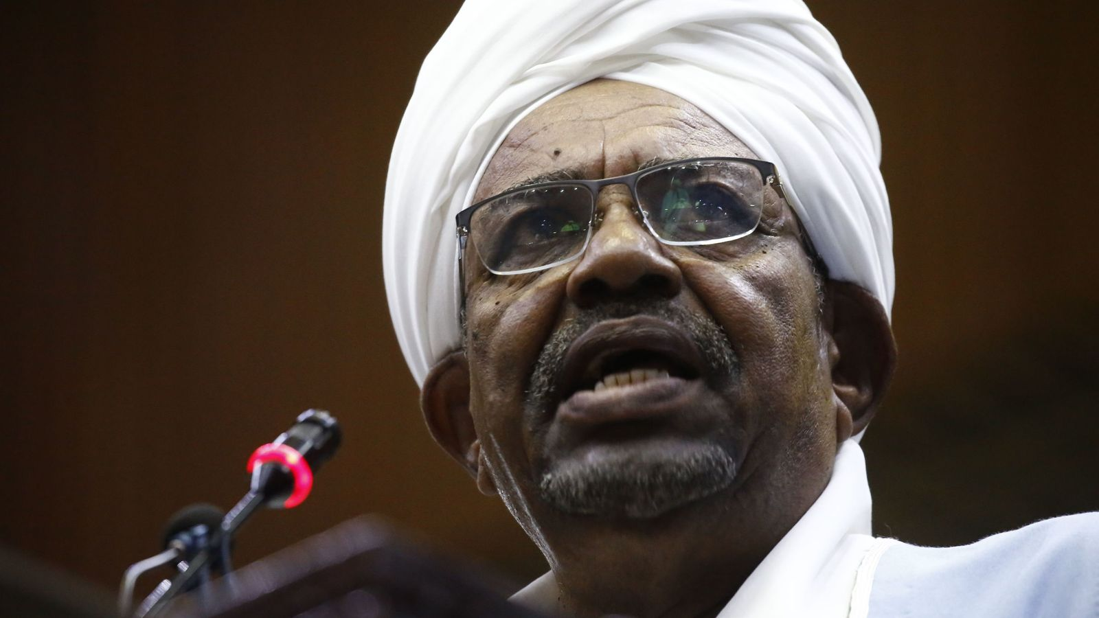 Sudan's ex-president convicted of corruption and money laundering - EpicNews