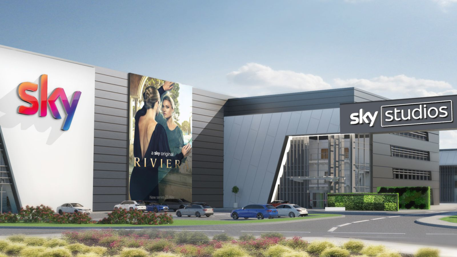 Sky Studios Elstree development to create 2,000 jobs