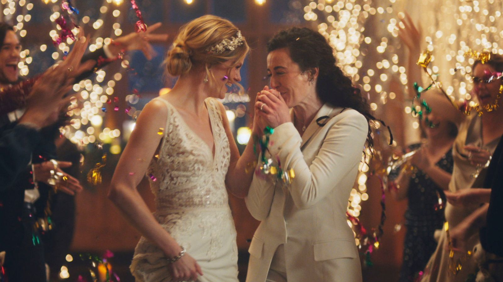 Hallmark reverses 'wrong decision' to pull same-sex marriage ads - EpicNews