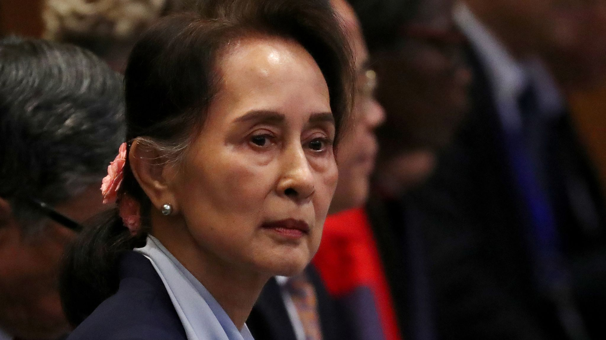Aung San Suu Kyi: 'No tolerance' for human rights violations against Rohingya