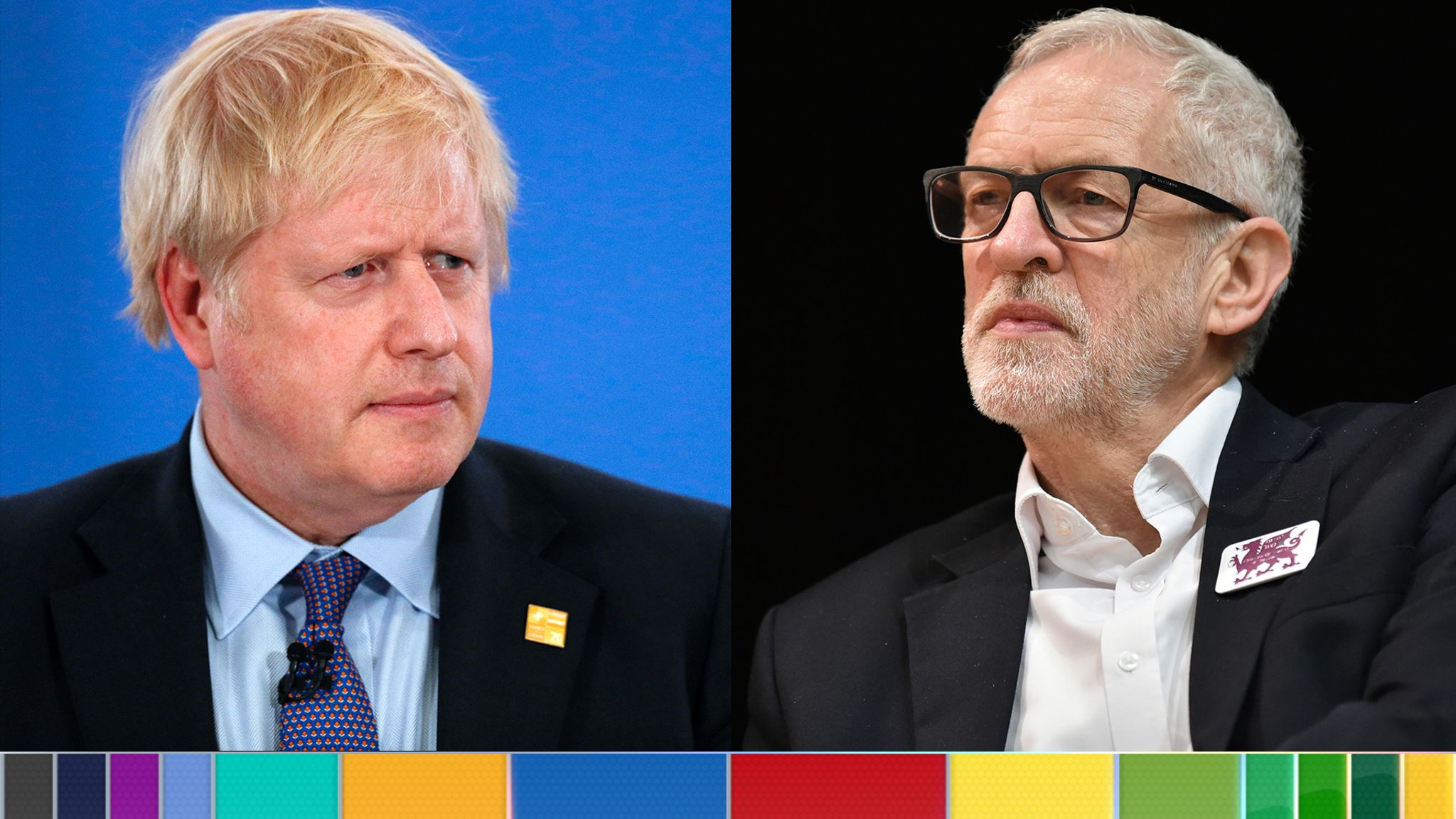 General election: PM seeks to return to Brexit message but Labour pile on pressure over NHS
