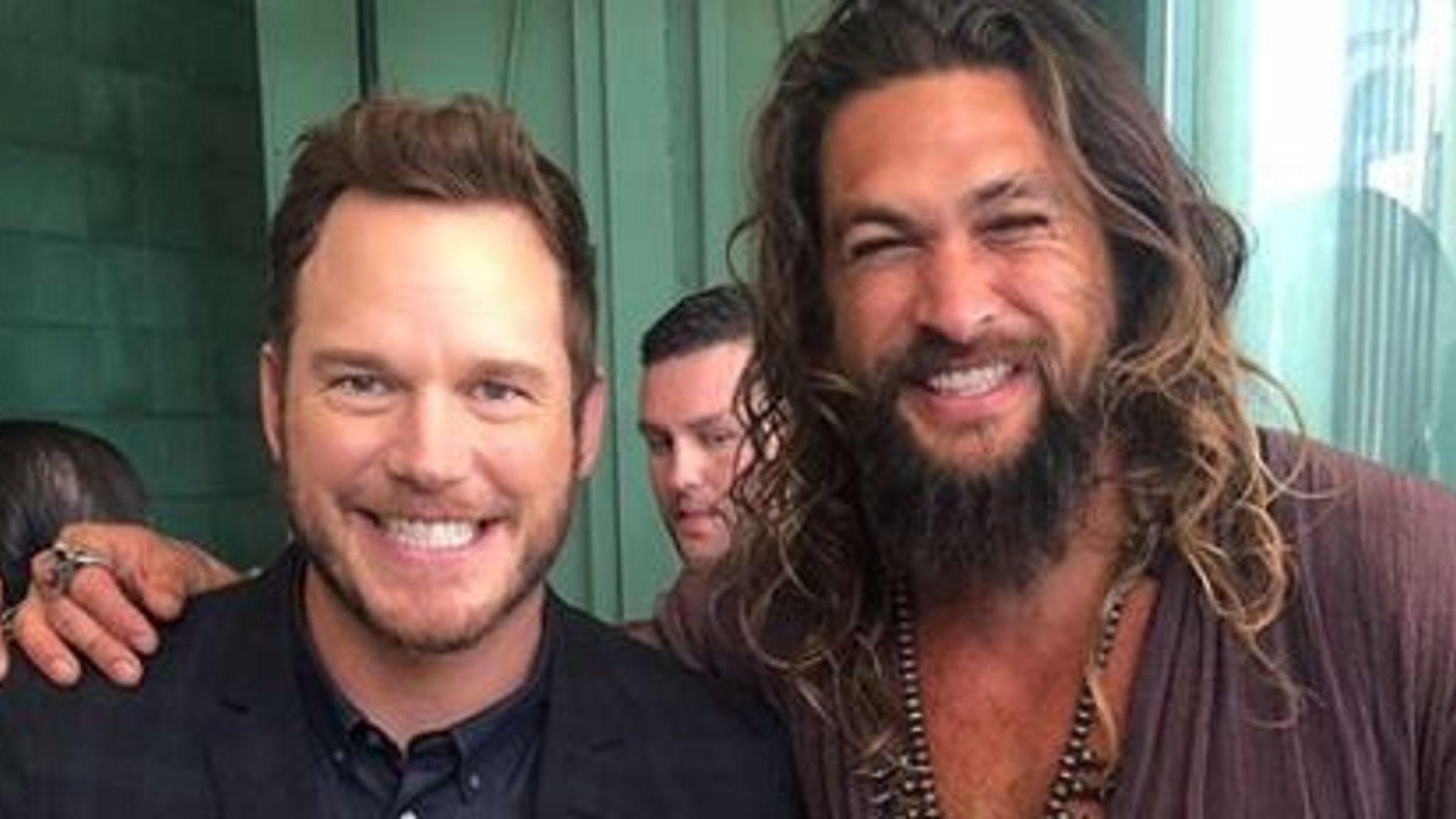 Jason Momoa Sorry For Shaming Chris Pratt Over Single Use Plastic