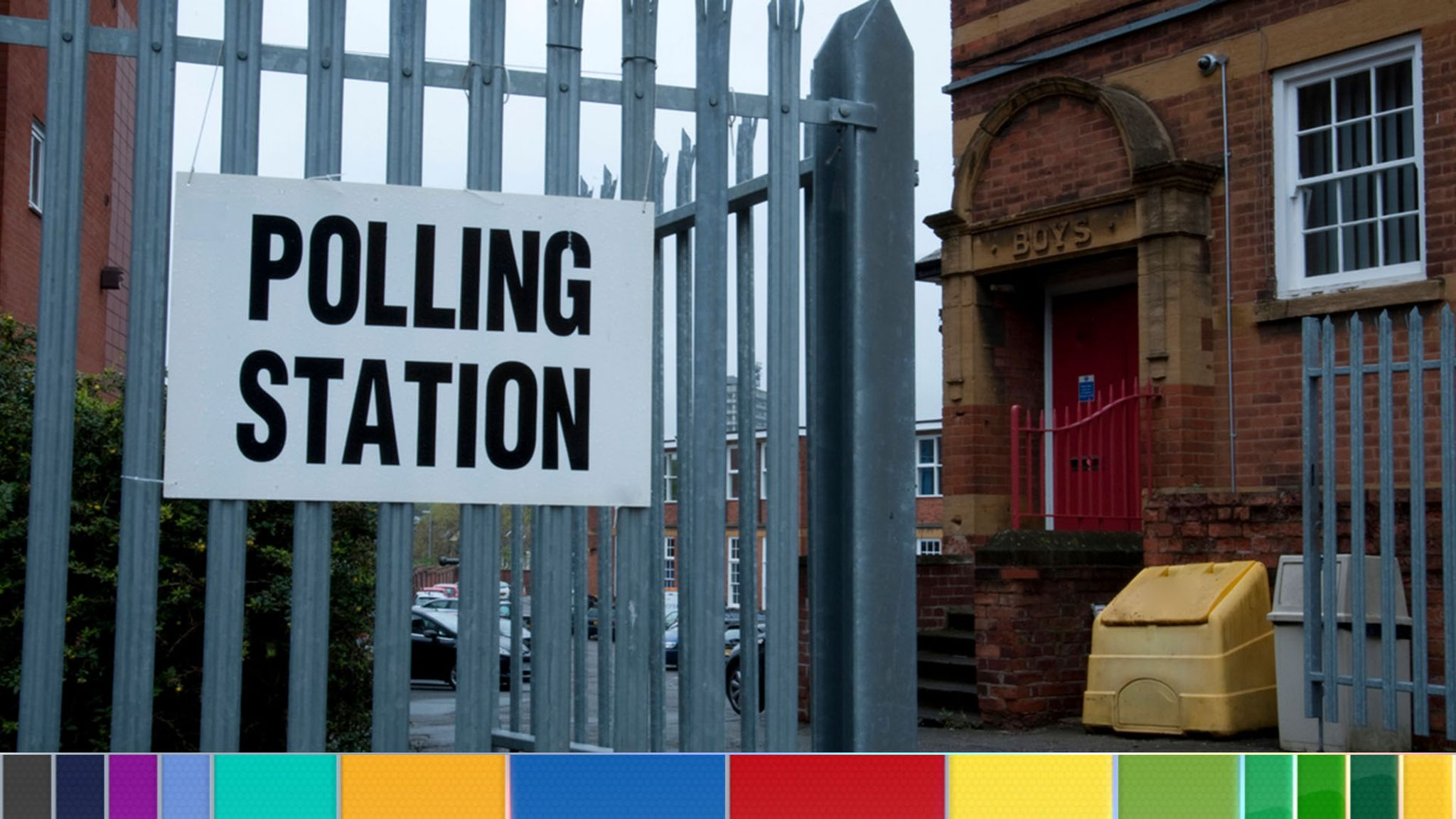 General election: Voters identify with leave or remain - not political parties