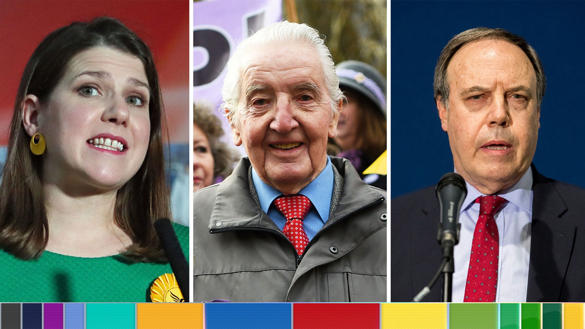 General election key upsets: Party strongholds that switched hands