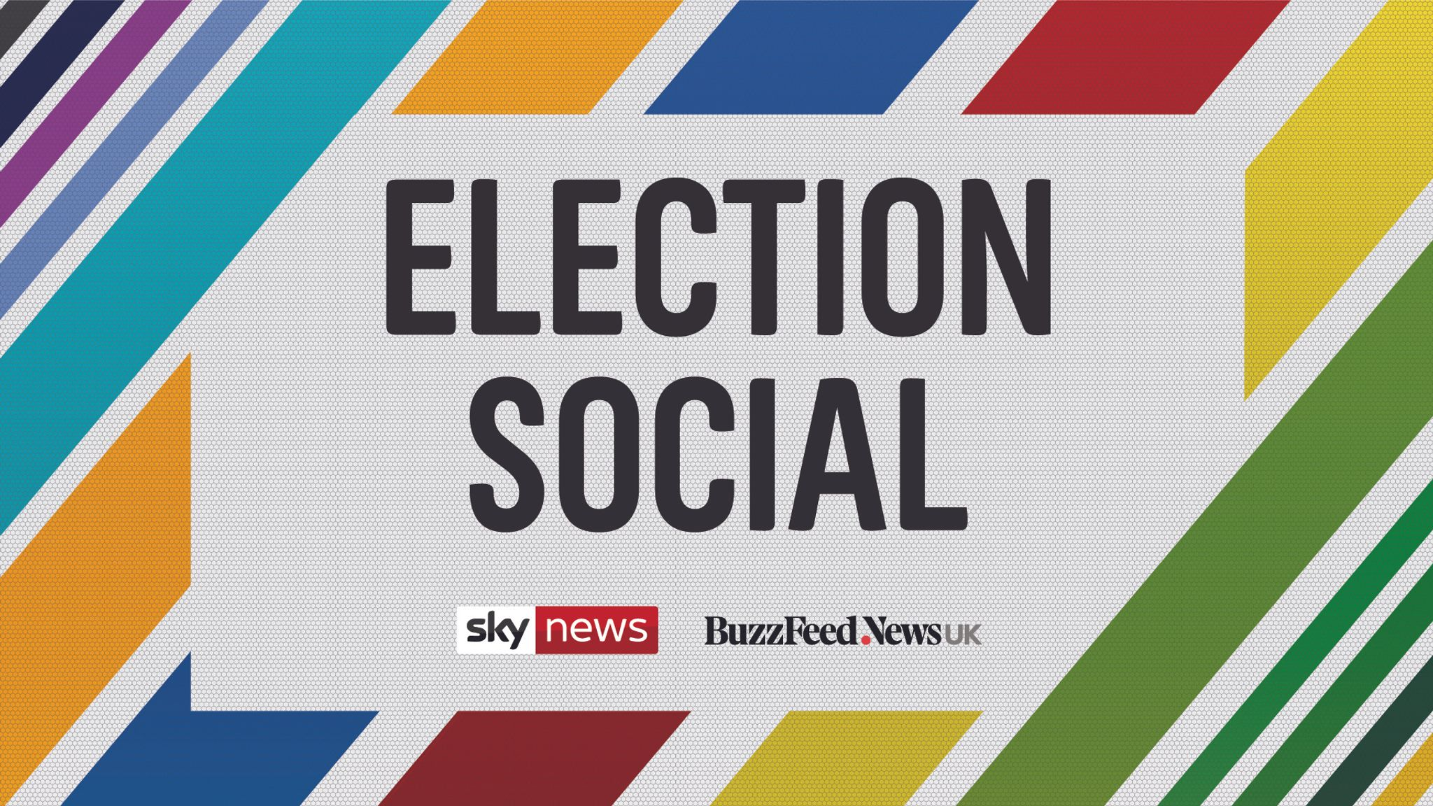 Election Social: The luscious side dish of Sky News' general election coverage