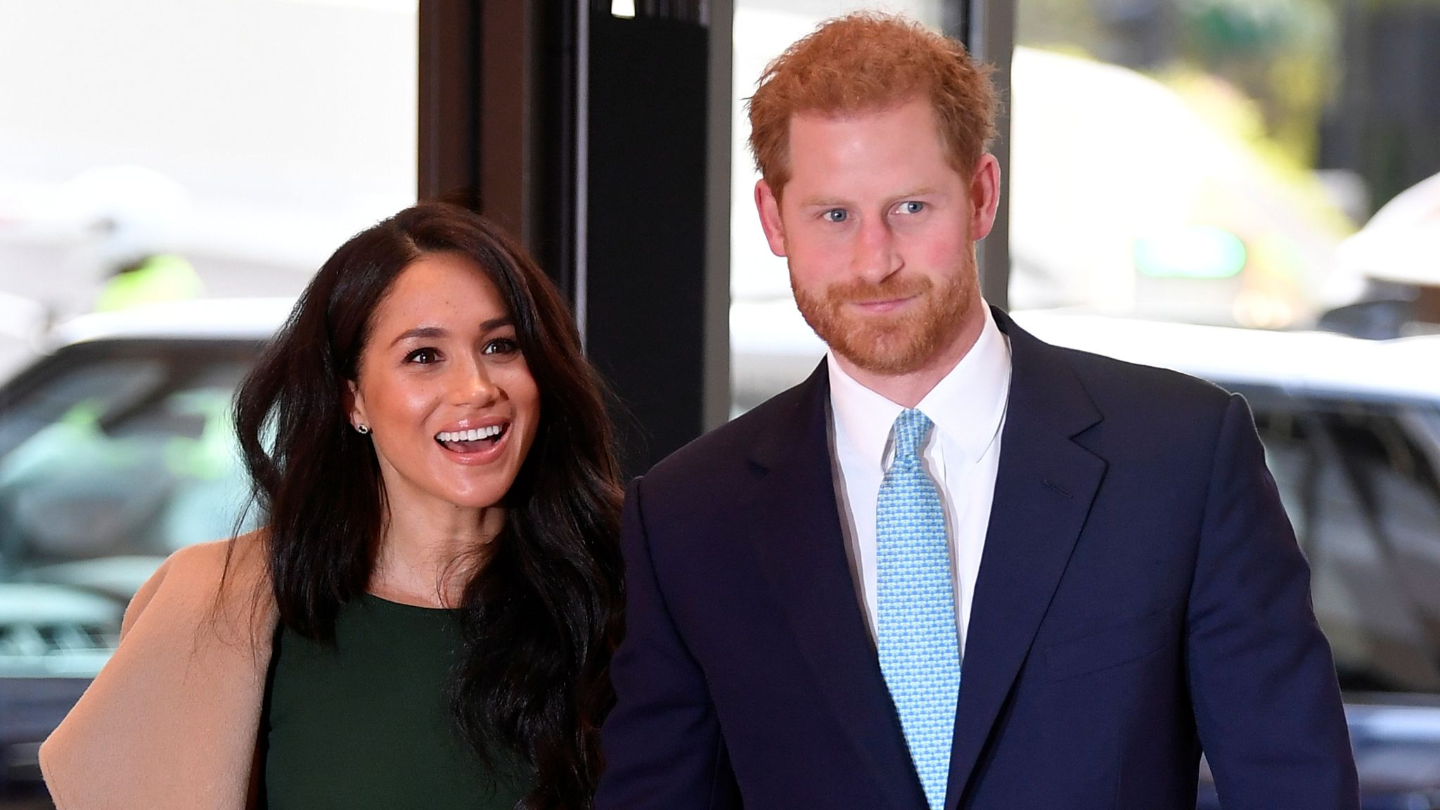 Harry and Meghan: Netflix boss interested in working with the Sussexes