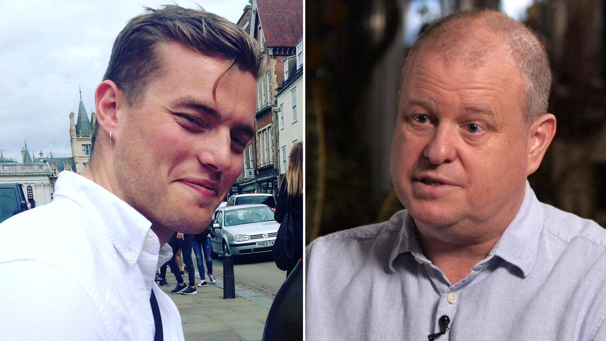 London Bridge attack: Victim Jack Merritt's father accuses Boris Johnson of trying to 'score election points'
