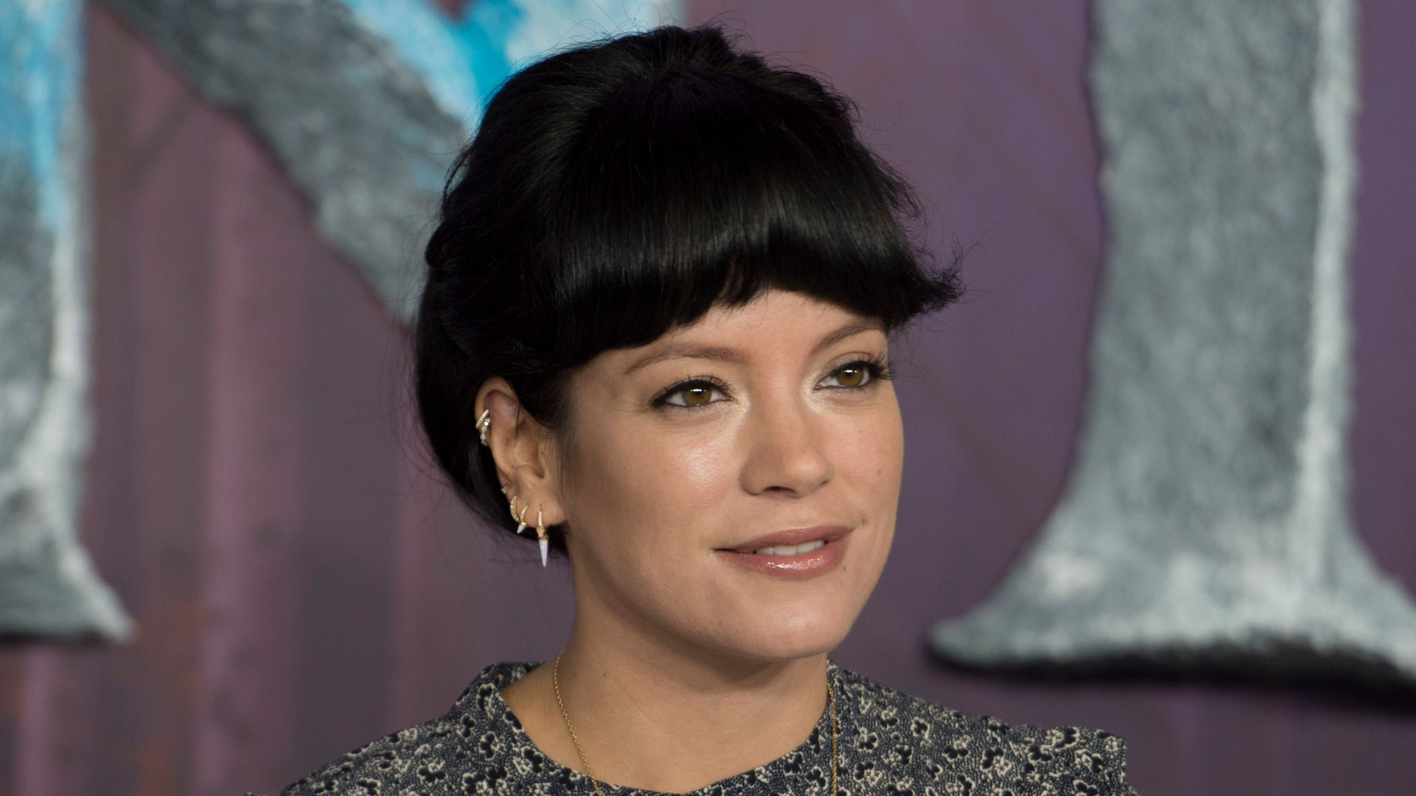 Lily Allen quits Twitter - saying site 'gives a voice to the far right'