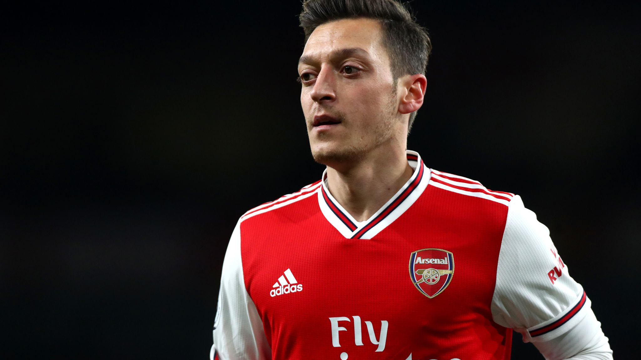 Arsenal distances itself from Mesut Ozil post criticising China's ...