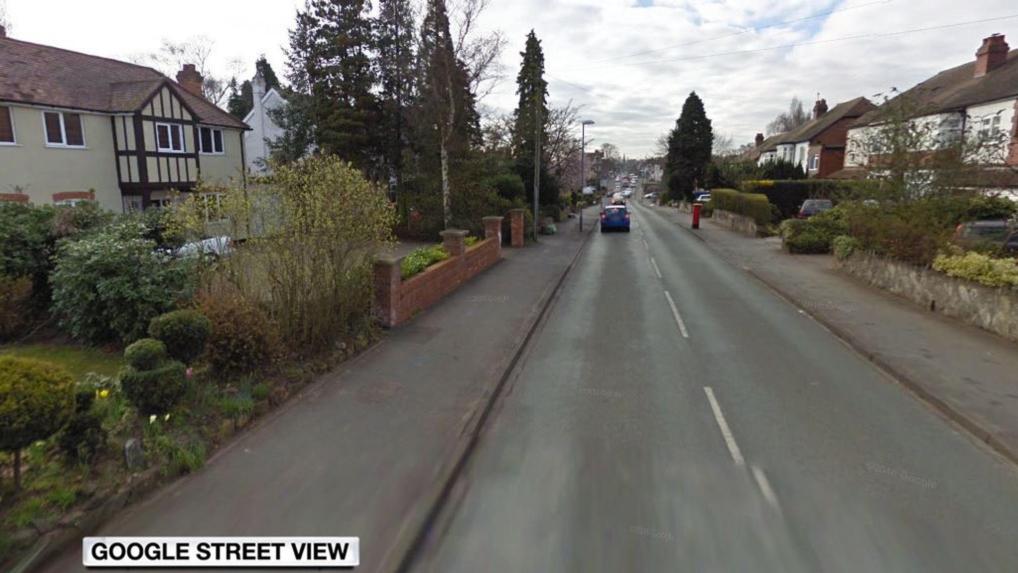 Man and woman arrested after pensioner dies from head injuries in his home