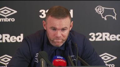 Rooney intent on management after Derby