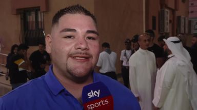 Ruiz: I've already won