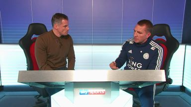 Match Zone: Brendan Rodgers