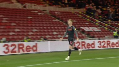 Clucas gives Stoke the lead